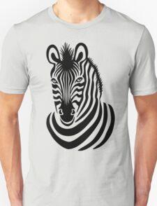 Smiling Zebra T-Shirt