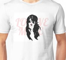 Faded Tales of Cocaine Trails Unisex T-Shirt