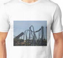 The Incredible Hulk Coaster Unisex T-Shirt