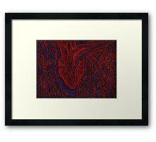 Heart's Habitat Framed Print