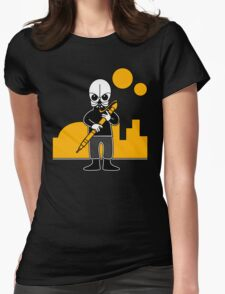 Figrin D'an (Mos Eisley Cantina - Star Wars) Womens Fitted T-Shirt