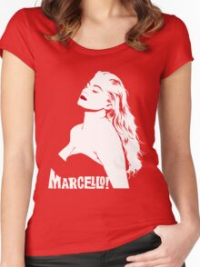 Marcello! Women's Fitted Scoop T-Shirt