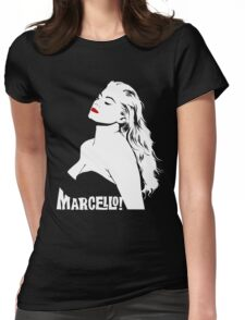 Marcello! Womens Fitted T-Shirt