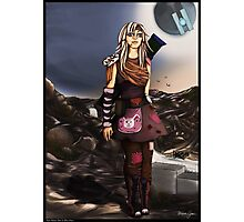 Vault Hunter Tina Photographic Print