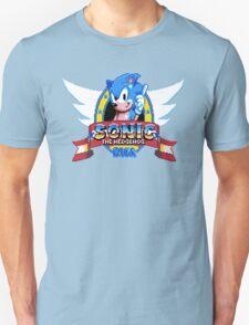 Sonic Logo - pixel art T-Shirt
