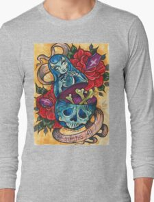 one size fits all Long Sleeve T-Shirt