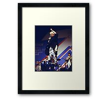Edgar Winter Airborn Framed Print