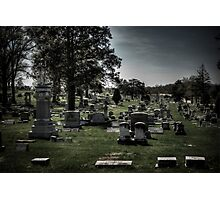 Land Of The Dead Photographic Print