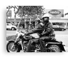 Lovin' the Ride Canvas Print