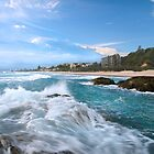 Currumbin Headland by Troy Curry