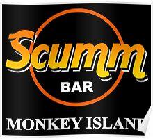 Scumm Bar  Poster