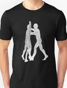 Molecule Man (dark background) T-Shirt