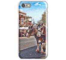 Main Street, Hahndorf iPhone Case/Skin