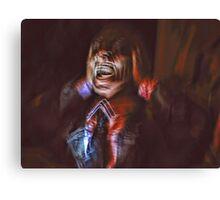 MAKE IT STOP!!! Canvas Print