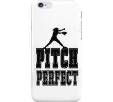 Pitch perfect oftball geek funny nerd iPhone Case/Skin