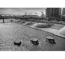 Across The River Photographic Print