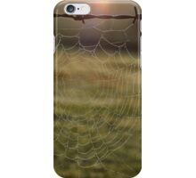 Barbed Wire and Lace iPhone Case/Skin