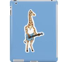 Bass Giraffe iPad Case/Skin