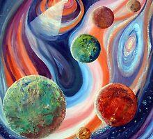 Universe by ienemien