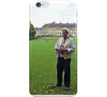 Local guide in Bath - England iPhone Case/Skin
