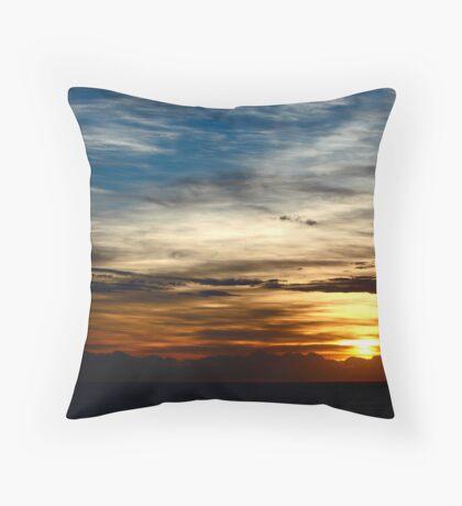 It's Morning Throw Pillow