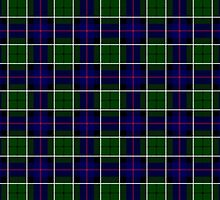 Clan Leslie Tartan by thecelticflame