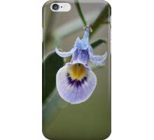 Shrub Violet  iPhone Case/Skin