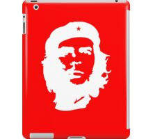 Che Guevara, Cuba, Peoples Revolution, Freedom, in white iPad Case/Skin