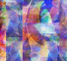 Abstract Composition – April 10, 2010  by Ivana Redwine