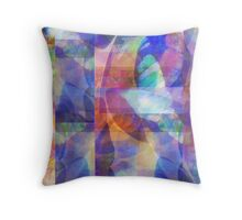 Abstract Composition – April 10, 2010  Throw Pillow