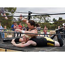 Pro Wrestling - Al Snow Photographic Print