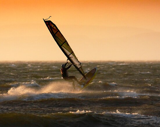 Windsurfer by SWEEPER