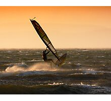Windsurfer Photographic Print