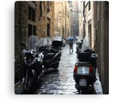 Subito! - Florence, Italy Canvas Print