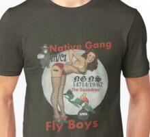 Native Gang Squadron Fly Boyz - Tee Unisex T-Shirt