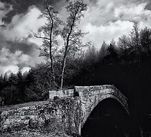Parted by history and water by clickinhistory