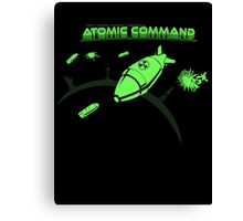 Fallout 4 - Atomic Command minigame Canvas Print