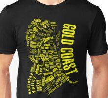 Gold Coast Suburbs Unisex T-Shirt