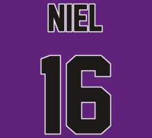 Teen Top Niel Jersey by Nitewalker314