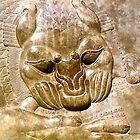Bas-Relief in Persepolis by David's Photoshop
