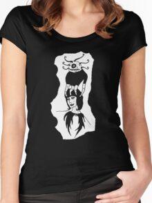 Brain-Feeder Women's Fitted Scoop T-Shirt