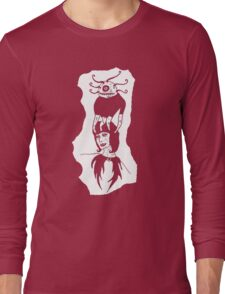 Brain-Feeder Long Sleeve T-Shirt