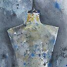 Only blue by Catrin Stahl-Szarka
