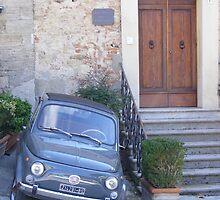 Fiat 500 by incachin
