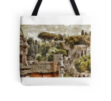 Rome by Pierre Blanchard Tote Bag