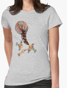 Sugar Coated Womens Fitted T-Shirt