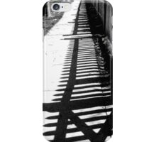 Pickets Charge ~ Niagara-On-The-Lake, Ontario iPhone Case/Skin