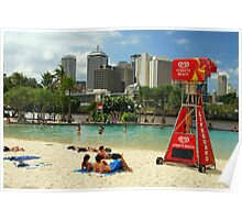 Southbank Poster