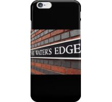 The Water's Edge iPhone Case/Skin