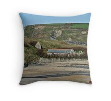 """ Another View"" Throw Pillow"
